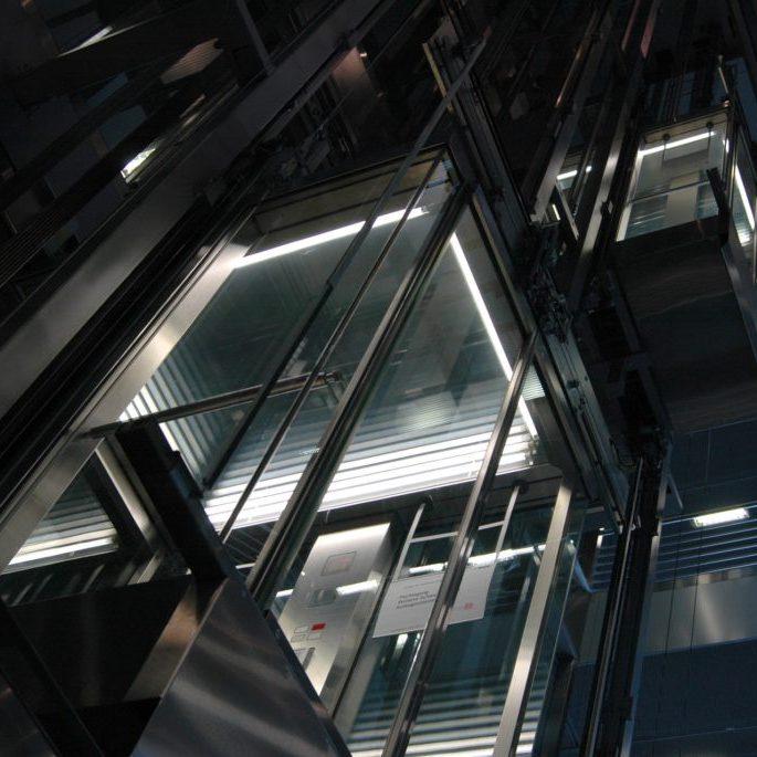 ruido en ascensores