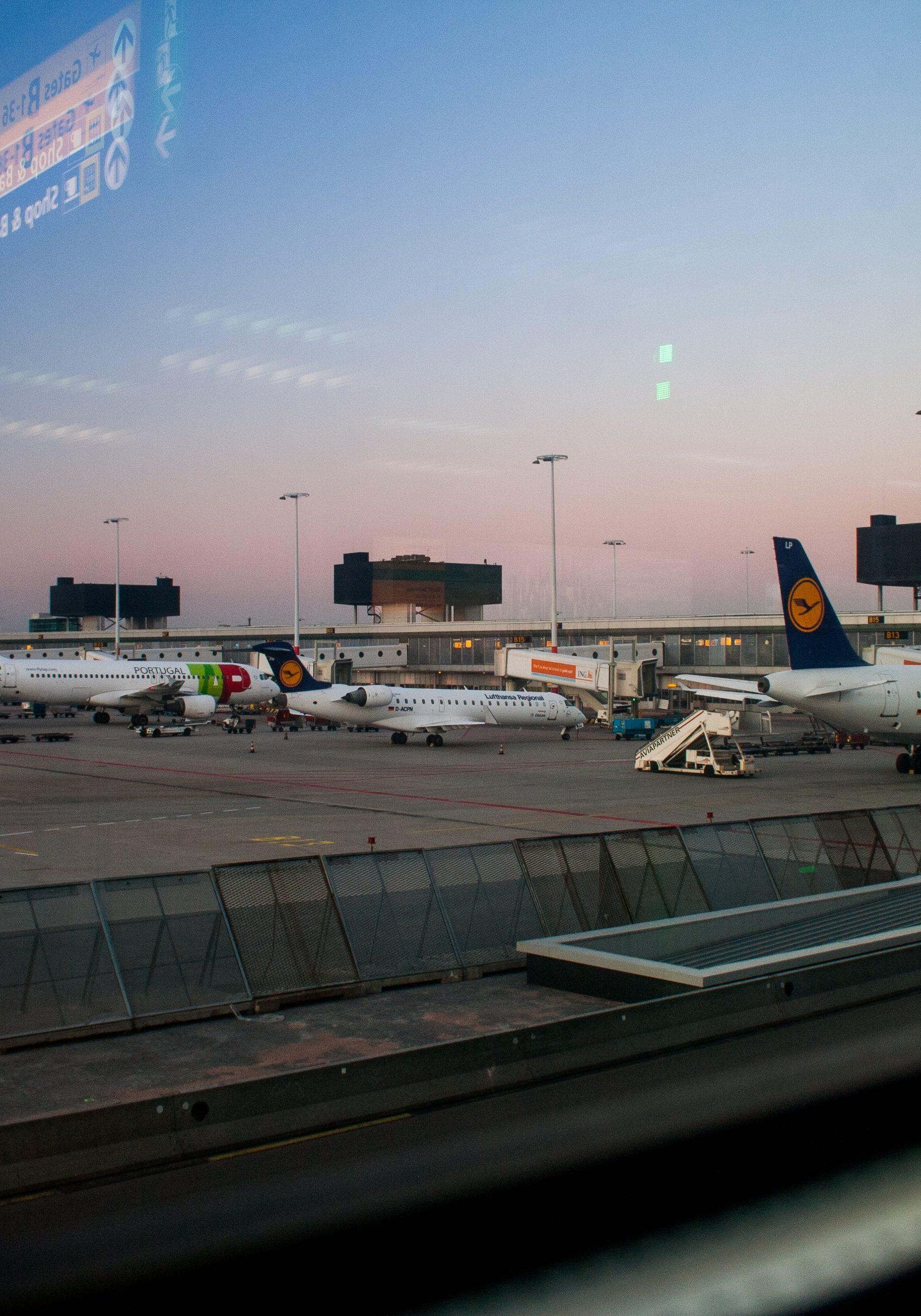 Acústica en Transporte - Aeropuertos